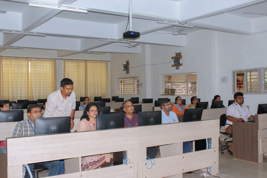 FACULTIES TRAINING PROGRAMME IN IESVE SOFTWARE